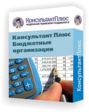 Консультант Плюс для бюджетных организаций